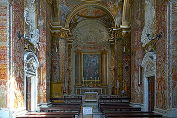 visita guidata: S. NICOLA DEI LORENESI