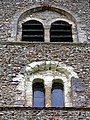 Church of St Andrew's, Boreham, Essex - belfry window abat-son 2.jpg