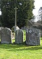 Churchyard cross, St. Mary's, Fownhope - geograph.org.uk - 1196107.jpg