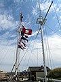Citadel Flag Mast 2 (41220346804).jpg