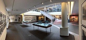 City of Toronto Archives - City of Toronto Archives building, main floor
