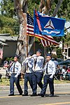 Civil Air Patrol Beach Cities Cadet Squadron 107 (CA) color guard.jpg