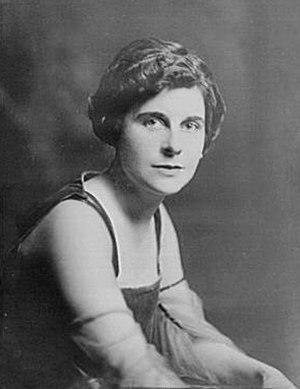 Clara Beranger - Clara Beranger in 1918
