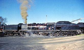 1946 in South Africa - Class GEA