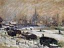Claude Monet - Snow in Amsterdam - Rosengart collection.jpg