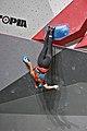 Climbing World Championships 2018 Boulder Final Klingler (BT0A8054).jpg