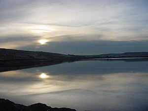 Borough of Burnley - Clowbridge Reservoir, Dunnockshaw