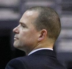 Coach Michael Malone in 2009.jpg