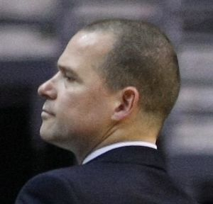 Michael Malone (basketball) - Malone in 2009 as an assistant coach for the Cleveland Cavaliers