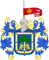 Coat of Arms of Guadalajara (Mexico).svg