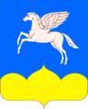 Coat of Arms of Pushkinogor'e (Pskov oblast).png