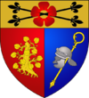Coat of arms of Niederanven