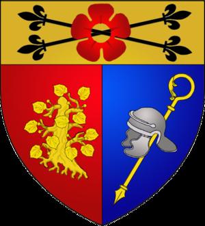 Niederanven - Image: Coat of arms niederanven luxbrg