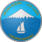 Coat of arms of Los Lagos Region, Chile.svg