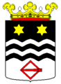 Coat of arms of Noord-Beveland.png
