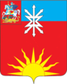 Coat of arms of Voshod.png