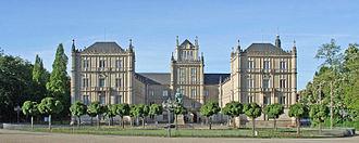 Saxe-Coburg and Gotha - Image: Coburg Ehrenburg 1