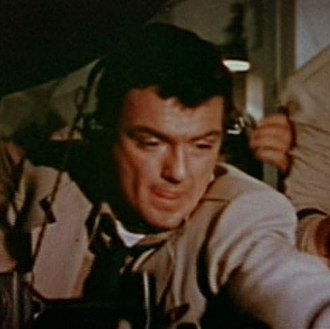 William Campbell (actor, born 1923) - Campbell in The High and the Mighty (1954)