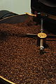 Coffee Beans in a Cooling Tray.JPG