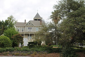 Cohn House (Folsom, California) - Image: Cohn House