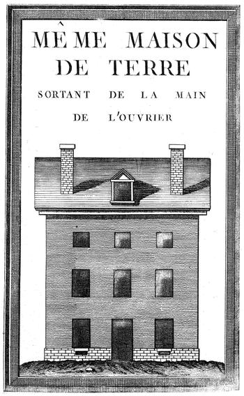 Architecture rurale second cahier 1791 texte entier wikisource for Construction de maison rurale