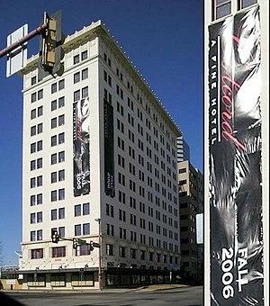 Colcord Hotel - Image: Colcord 2006