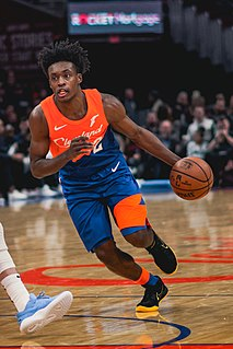 Collin Sexton American basketball player