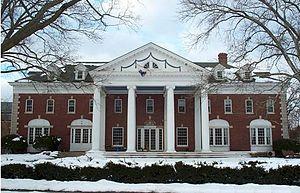 Collegiate secret societies in North America - Colonial Club