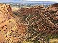 Colorado National Monument overlooking canyon.jpg