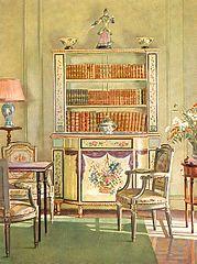 Interior Colour Decoration