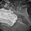Columbia Glacier, Calving Terminus, Heather IslandJuly 10, 1993 (GLACIERS 1464).jpg