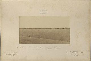 Panorama do morro do Chaves e Propria - 1a parte