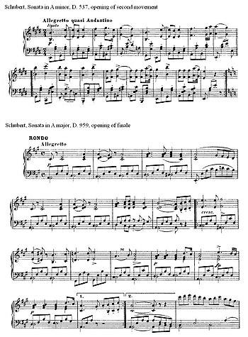Schubert's last sonatas - Wikipedia
