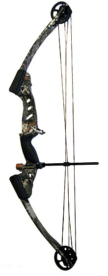 Compound bow - Wikipedia