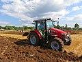 Concours de labour de Boissia - Tracteur Massey Ferguson (juil 2018).jpg