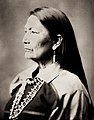 Congresswoman Debra Anne Haaland - Pueblo Laguna - New Mexico by Shane Balkowitsch in Wet Plate Collodion 6-23-2019.jpg