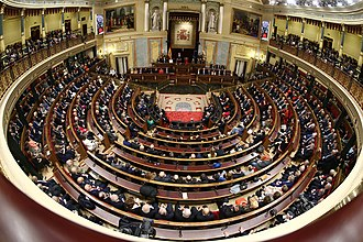 Congress of Deputies - Plenary Hall