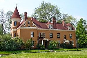 Edward Hammatt - Connor House (1888)