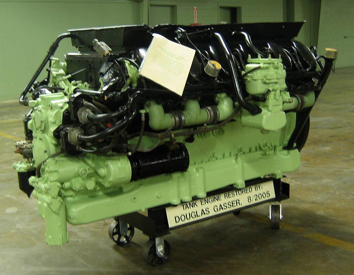 Continental Motors Inc Wikipedia