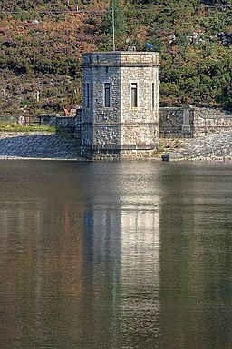 Control Building, Silent Valley Reservoir - geograph.org.uk - 1490150