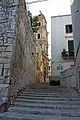Conversano, mura megalitiche e campanile di San Benedetto - panoramio.jpg