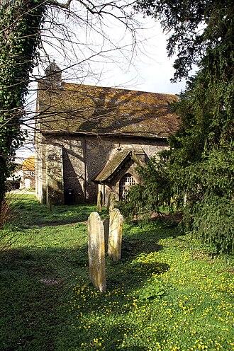 Corhampton - Corhampton parish church