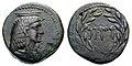 Cossura Isis bronze coin.jpg