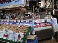 Counter with Taho Pike Place Fish Market.JPG