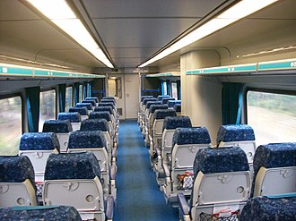 New South Wales Xplorer - Image: Countrylink Xplorer Economy Carriage