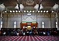 Courcouronnes Grand Mosquée Innen Gebetsraum 5.jpg