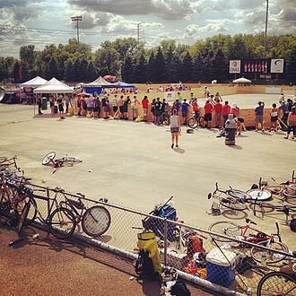 Hardcourt Bike Polo - NAHBPC 2013
