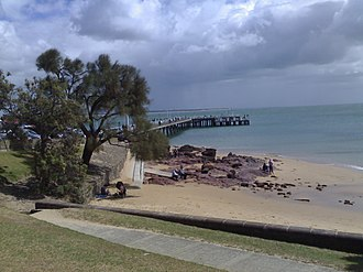 Cowes, Victoria - Image: Cowes Vic Jetty