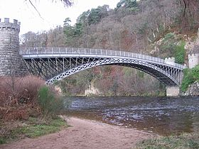 Image illustrative de l'article Pont de Craigellachie