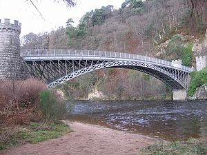 Craigellachie Bridge - East elevation
